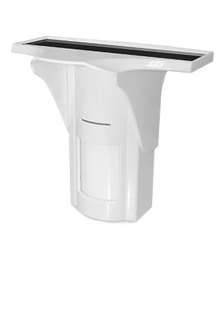 MD9260 Solar-Powered Dual-Tech Motion Detector