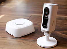 Smanos Debuts New Wi-Fi Alarm System and Camera