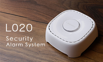 L020 Security Alarm SystemL020 Security Alarm System