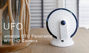 Panoramic WiFi HD Camera