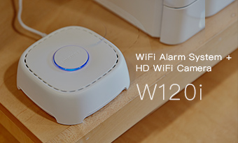 WiFi Alarm System + HD WiFi Camera